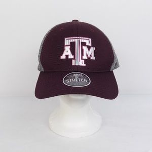 Texas A&M Aggies Zephyr Stretch Fitted Hat L/XL